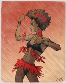 Rufio by Shawn Gaston