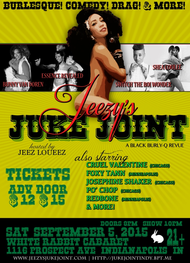 Jeezy's Juke Joint INDIANAPOLIS Sept 5th