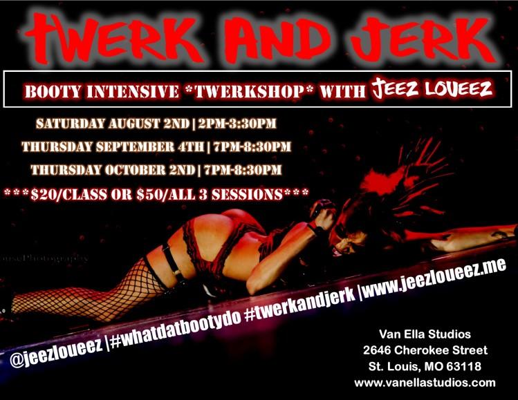 Twerk and Jerk
