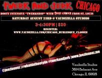 Twerk and Jerk CHICAGO