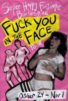 Super Happy Funtime Burlesque Tour