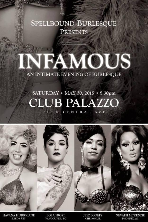 Infamous (Phoenix May 30)