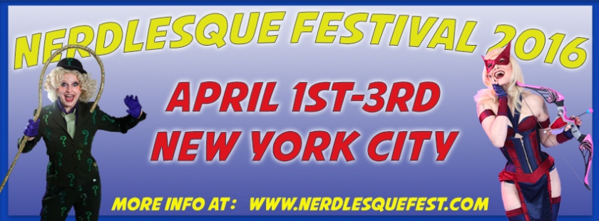 Nerdlesque Festival NYC