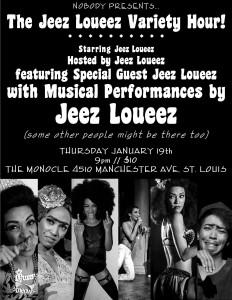 The Jeez Loueez Variety Hour