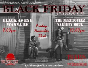 STL - Black Friday Double Feature 11/23