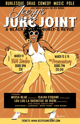8th annual Jeezy's Juke Joint March 14, 15, & 16