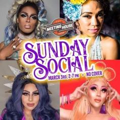 3/3 - Sunday Social at Meeting House Tavern