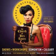 November 22-24th Edmonton & Calgary
