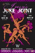 November 16 & 17th Syracuse, NY www.jeezysjukejoint.com