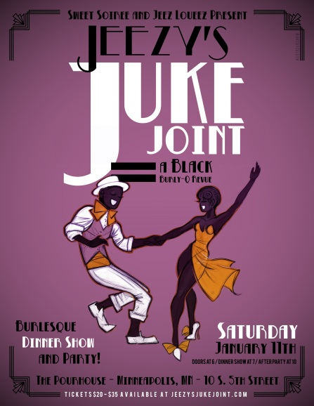 Minneapolis - January 11th - Jeezy's Juke Joint