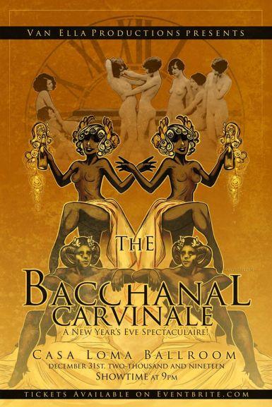 St. Louis - NYE 12/31 at Casa Loma Ballroom